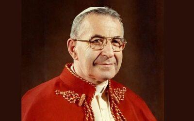 Papa Luciani, Venerabile